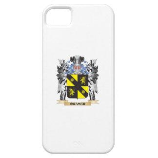 Escudo de armas de Cramer - escudo de la familia iPhone 5 Funda