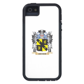Escudo de armas de Cramer - escudo de la familia Funda Para iPhone 5 Tough Xtreme