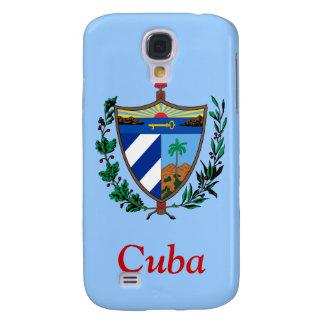 Escudo de armas de Cuba Funda Para Galaxy S4