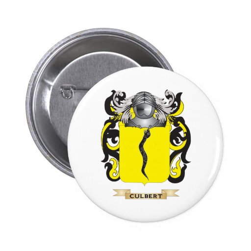 Escudo de armas de Culbert Pin