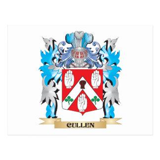 Escudo de armas de Cullen - escudo de la familia