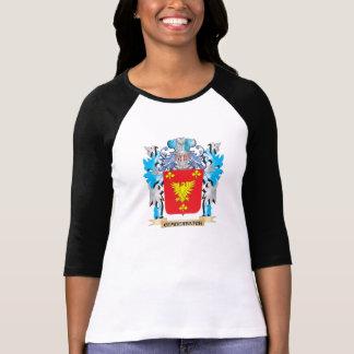 Escudo de armas de Cumberbatch - escudo de la Camisetas