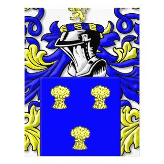 Escudo de armas de Cummins Plantilla De Membrete