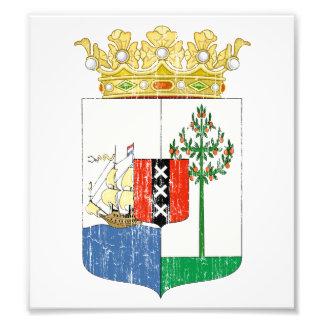 Escudo de armas de Curaçao Impresiones Fotográficas