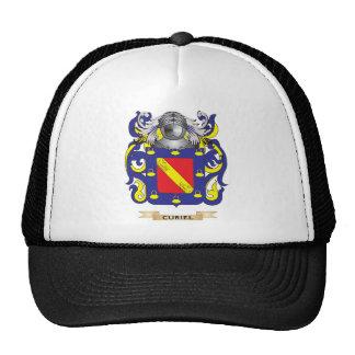 Escudo de armas de Curiel Gorro