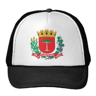 Escudo de armas de Curitiba Gorra