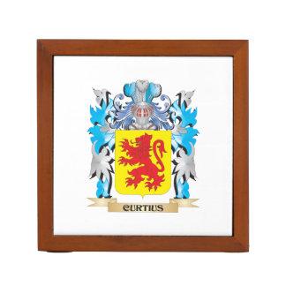 Escudo de armas de Curtius - escudo de la familia