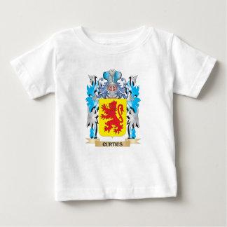 Escudo de armas de Curtius - escudo de la familia Tshirts