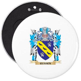 Escudo de armas de Cussen - escudo de la familia