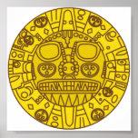 Escudo de armas de Cuzco Póster
