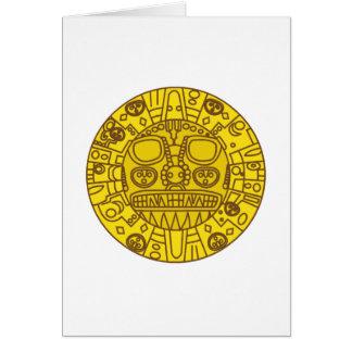 Escudo de armas de Cuzco Tarjeta Pequeña