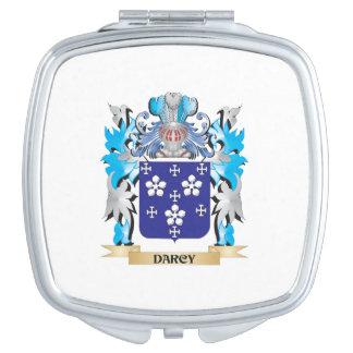 Escudo de armas de Darcy - escudo de la familia Espejos Para El Bolso