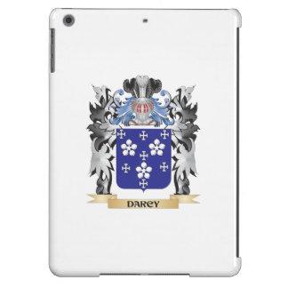 Escudo de armas de Darcy - escudo de la familia Funda Para iPad Air