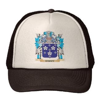 Escudo de armas de Darcy - escudo de la familia Gorro De Camionero