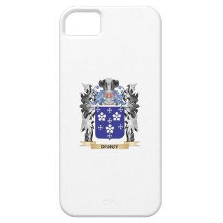 Escudo de armas de Darcy - escudo de la familia iPhone 5 Carcasas