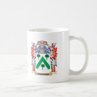 Escudo de armas de Darroch - escudo de la familia Taza De Café