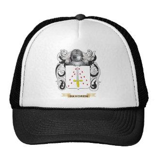 Escudo de armas de Davoren Gorra