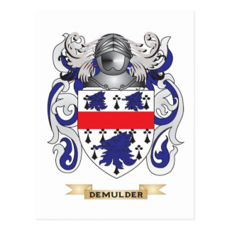 Escudo de armas de De Mulder Postal