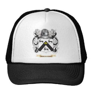 Escudo de armas de De Ruggero Gorro De Camionero