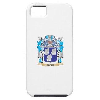 Escudo de armas de Deane - escudo de la familia iPhone 5 Cárcasas
