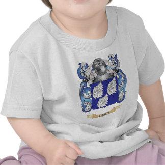 Escudo de armas de Deen Camisetas