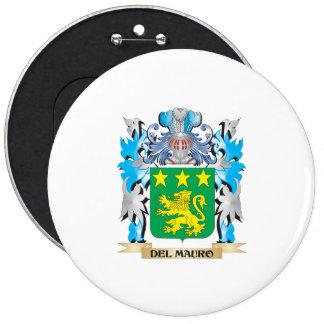 Escudo de armas de Del-Mauro - escudo de la famili