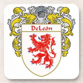 Escudo de armas de DeLeon/escudo de la familia Posavaso