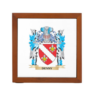 Escudo de armas de Denny - escudo de la familia