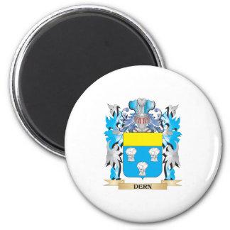 Escudo de armas de Dern - escudo de la familia