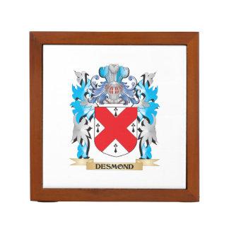 Escudo de armas de Desmond - escudo de la familia