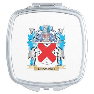 Escudo de armas de Desmond - escudo de la familia Espejos De Viaje