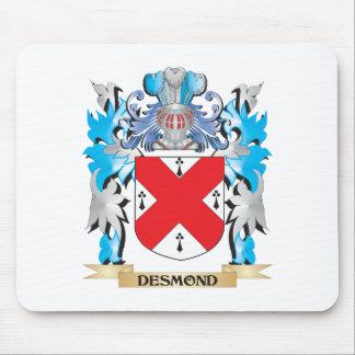 Escudo de armas de Desmond - escudo de la familia Tapete De Ratón