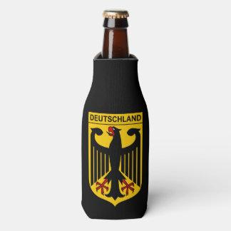 Escudo de armas de Deutschland del ~ de Alemania Enfriador De Botellas