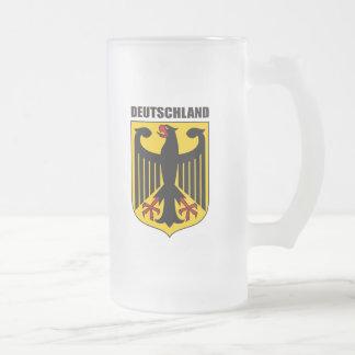 Escudo de armas de Deutschland Taza De Café