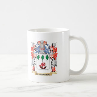 Escudo de armas de Di-Bernardo - escudo de la Taza De Café