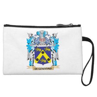 Escudo de armas de Di-Giacomo - escudo de la famil