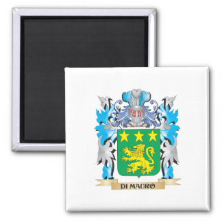Escudo de armas de Di-Mauro - escudo de la familia Imán De Nevera