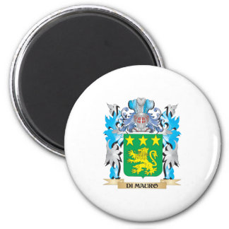 Escudo de armas de Di-Mauro - escudo de la familia Imán De Frigorífico