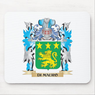 Escudo de armas de Di-Mauro - escudo de la familia Tapete De Ratón