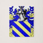 Escudo de armas de Díaz Puzzle
