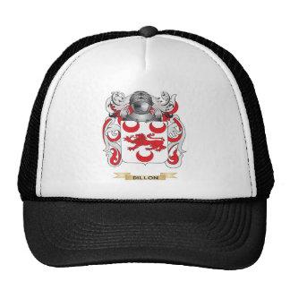 Escudo de armas de Dillon Gorro De Camionero