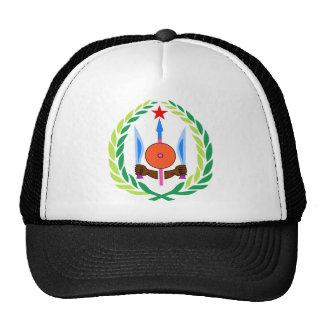 Escudo de armas de Djibouti Gorra