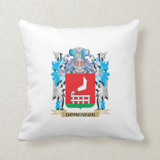 Escudo de armas de Domenech - escudo de la familia Almohadas