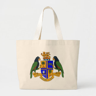 Escudo de armas de Dominica Bolsas De Mano