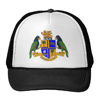 Escudo de armas de Dominica Gorro