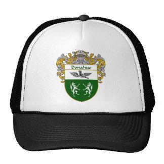 Escudo de armas de Donahue (cubierto) Gorras