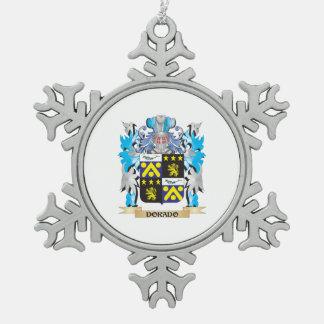 Escudo de armas de Dorado - escudo de la familia