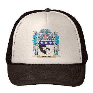 Escudo de armas de Doran - escudo de la familia Gorro De Camionero