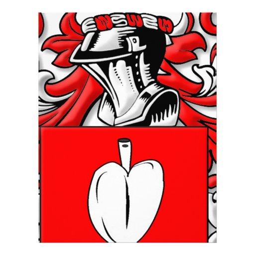 Escudo de armas de Dormann Plantilla De Membrete