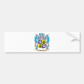 Escudo de armas de Dougal - escudo de la familia